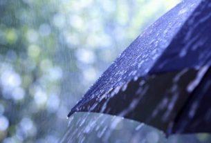Ilustrasi hujan. Foto shutterstock
