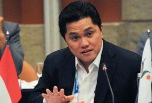 Menteri BUMN Erick Thohir. Foto : Suara Merdeka