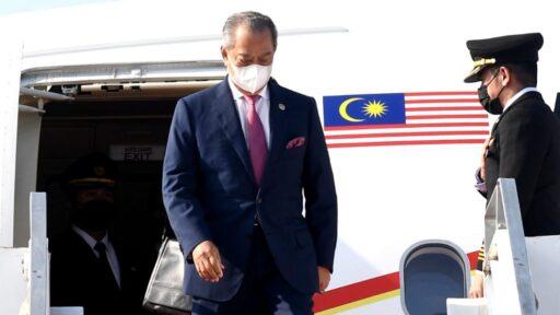 Perdana Menteri (PM) Malaysia, Muhyiddin Yassin