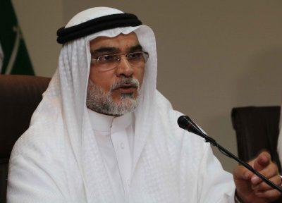 Duta Besar Kerajaan Saudi Arabia untuk Indonesia Syekh Essam bin Abed Al-Thaqafi