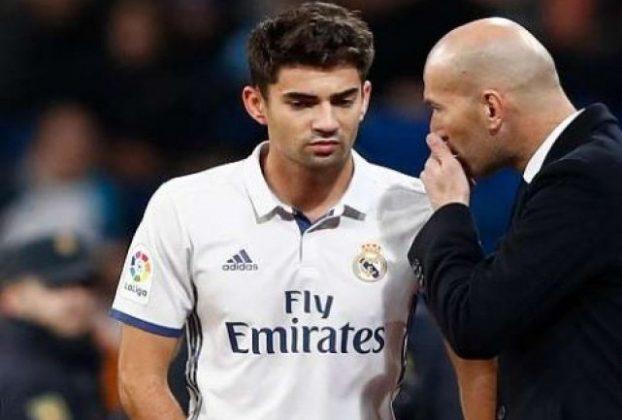 Enzo Zidane, anak tertua dari empat putra Zinedine Zidane