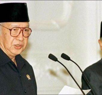 Presiden kedua Indonesia, HM Soeharto