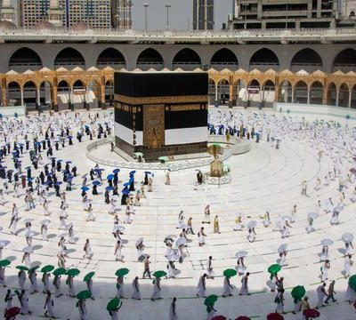 Ibadah Haji di tengah pandemi